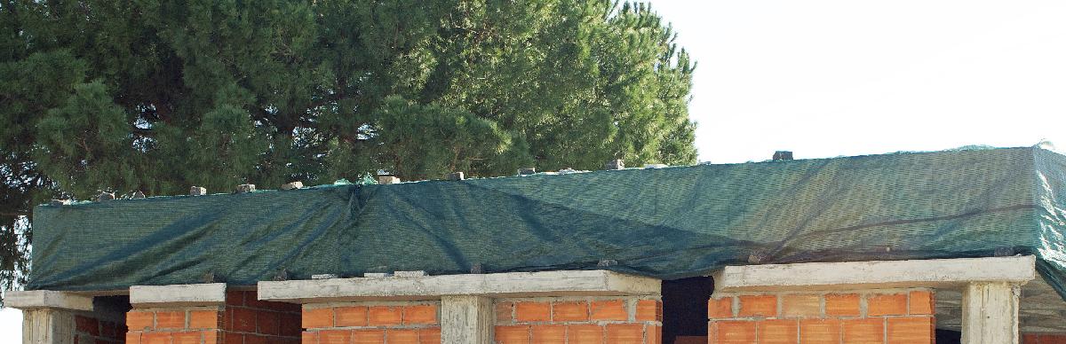Bâches couverture et échafaudage