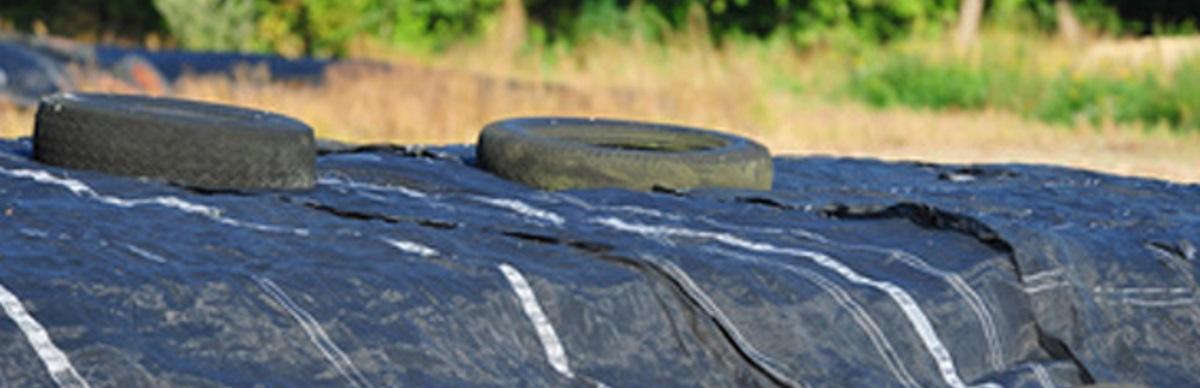 Grilles à silo - Brise vent extrudé