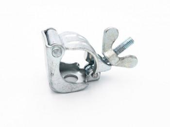 Collier acier embouti avec écrou 2 ailes (49mm) Lot de 10 pièces
