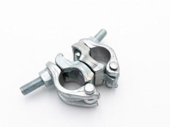 Raccord orientable acier forgé galvanisé (34x34mm, 60x60mm) Lot de 5 pièces