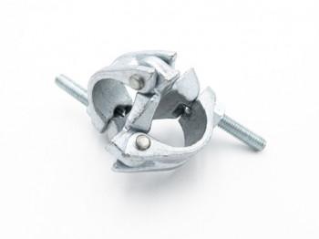 Raccord orthogonal acier forgé galvanisé (49x49mm) Lot de 5 pièces