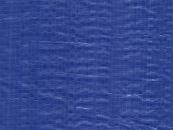 Bâche de protection 100g avec oeillets - Bleu
