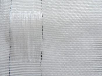 Filet échafaudage tissé 130g/m² - Travaux de sablage, peinture et hydrogommage
