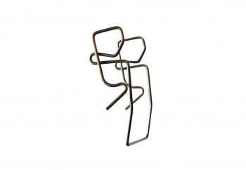Clips inox spécial gouttières - 4 pièces