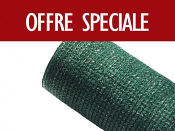 Brise-vue 80% - Vert - 95gr/m² - Sans Boutonnières