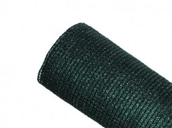 Brise-vue 90% - Vert/noir - 185gr/m² - Sans boutonnières