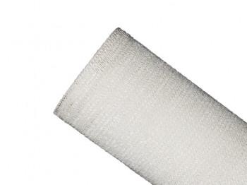 Brise-vue 90% - Blanc - 185g/m² - Sans boutonnières - Sur mesure