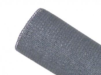 Brise-vue 90% - Gris clair - 190gr/m² - Kit de fixation offert - Sans Boutonnières