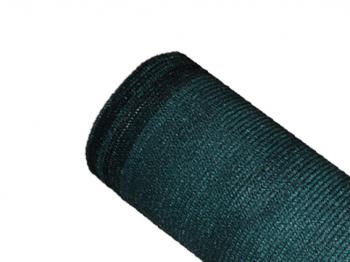 Brise-vue 85% - Vert/Noir - 130g/m² - Sans Boutonnières