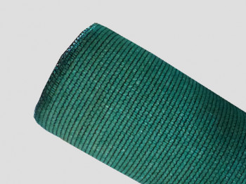Brise-vue 90% Vert/noir - 190g/m² - Sans Boutonnières