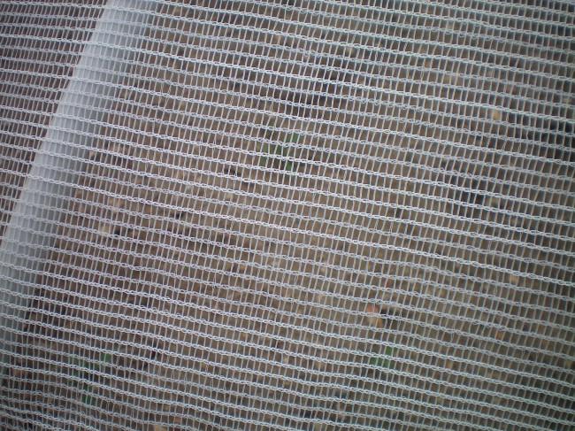 filet brise vent blanc 50 maillestore. Black Bedroom Furniture Sets. Home Design Ideas